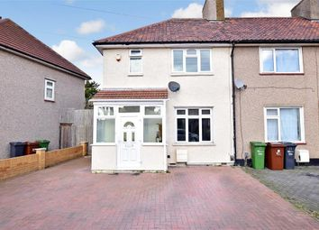 Thumbnail 3 bed end terrace house for sale in Winterbourne Road, Dagenham, Essex