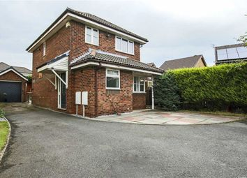 Thumbnail 3 bed detached house for sale in Bank Hall Close, Bury, Lancashire