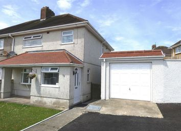Thumbnail 3 bed semi-detached house for sale in 15 Llys Caradog, Llanelli, Carmarthenshire