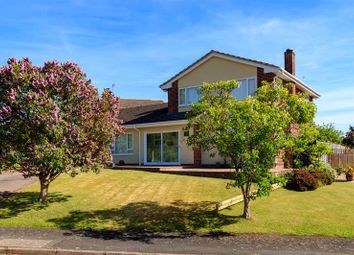 Thumbnail 3 bed detached house for sale in Caple Avenue, Kings Caple, Hereford