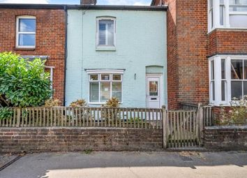 Thumbnail 2 bedroom terraced house for sale in Petersfield Road, Midhurst, West Sussex