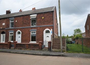 Thumbnail 2 bedroom end terrace house for sale in Stamford Road, Audenshaw, Manchester