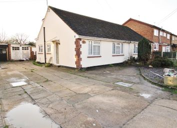 Thumbnail 4 bed property for sale in Eversley Road, Benfleet
