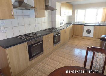 Thumbnail 7 bed terraced house to rent in Crwys Road, Cardiff
