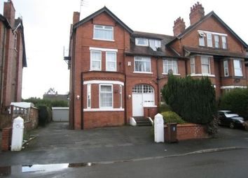 Thumbnail 1 bed flat to rent in Athol Road, Whalley Range, Manchester