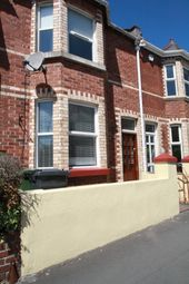 Thumbnail 3 bedroom terraced house to rent in Ladysmith Road, Exeter