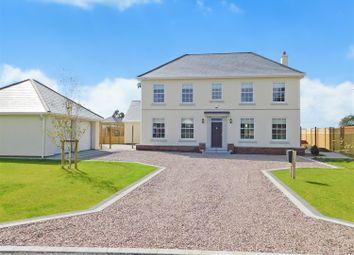 Thumbnail 4 bed detached house for sale in Wildshed Lane, Burgh Le Marsh, Skegness