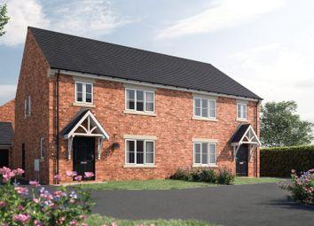 Thumbnail 4 bed semi-detached house for sale in Plot 2, The Elder, Westfield Gardens, 86 Westfield Road, Horbury
