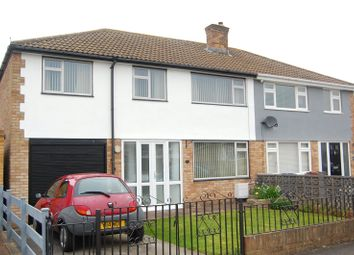 Thumbnail 4 bed semi-detached house for sale in Shearwater Grove, Innsworth, Gloucester