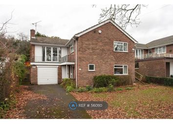 Thumbnail 3 bedroom detached house to rent in Western Avenue, Woodley, Reading