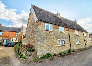 Mount Pleasant, Yardley Gobion, Towcester NN12. 3 bed semi-detached house for sale