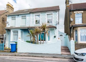 Thumbnail 3 bed semi-detached house for sale in Terrace Road, Sittingbourne