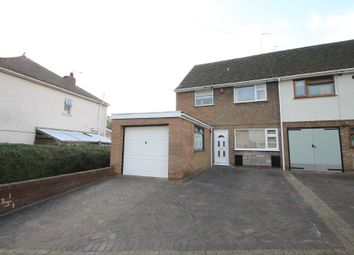 Thumbnail 3 bed semi-detached house for sale in Oldbury Road, Hartshill, Nuneaton