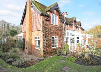 Thumbnail 4 bed semi-detached house for sale in Ketchers Cottages, Fountain Road, Selborne, Alton