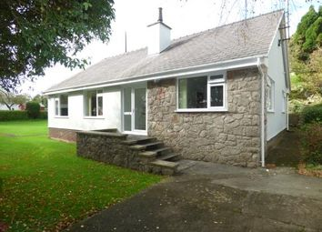 Thumbnail 3 bedroom bungalow for sale in Llaneilian, Anglesey, North Wales, United Kingdom