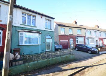 Thumbnail 3 bedroom terraced house to rent in The Ridgeway, Gillingham