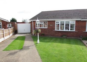 Thumbnail 2 bed bungalow for sale in The Meadows, Burringham, Scunthorpe