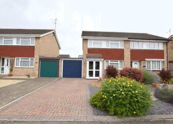 Thumbnail 3 bed semi-detached house for sale in Coppidwell Drive, Aylesbury