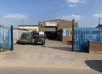 Thumbnail Parking/garage for sale in Hoylake Road, Bottesford, Scunthorpe