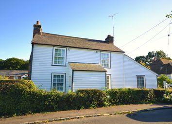 Thumbnail 4 bed cottage for sale in School Lane, Peasmarsh, Rye