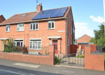 Thumbnail 3 bed semi-detached house for sale in Stephenson Street, North Shields