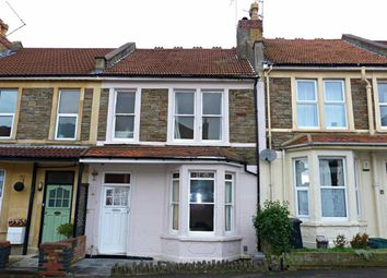 Thumbnail 3 bed terraced house for sale in Merfield Road, Knowle, Bristol