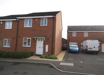 Thumbnail 3 bed end terrace house for sale in Wharf Mews, Netherton, Dudley