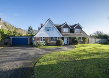 Thumbnail 5 bed detached house for sale in Orchard Coombe, Whitchurch Hill, Reading