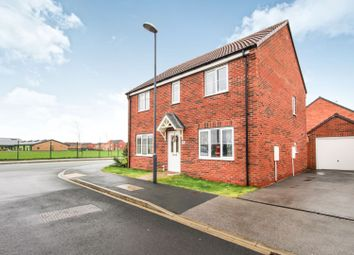 Thumbnail 4 bed detached house for sale in Fir Tree Close, Selby