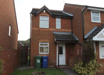 Thumbnail 2 bed detached house to rent in Belt Road, Hednesford, Cannock