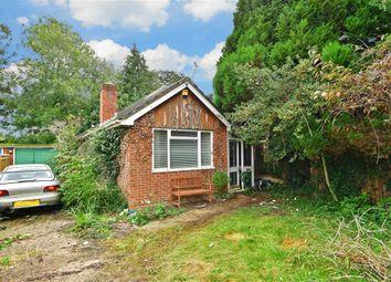 Thumbnail Detached bungalow for sale in Park Crescent, Emsworth, Hampshire