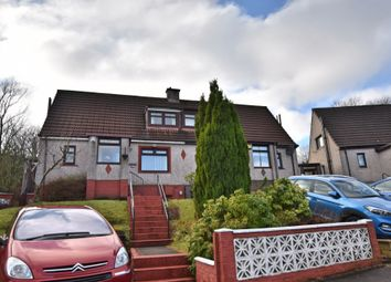 Thumbnail 2 bedroom semi-detached house for sale in Banff Road, Greenock