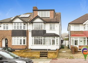 Thumbnail 5 bed semi-detached house for sale in Rochester Way, Eltham