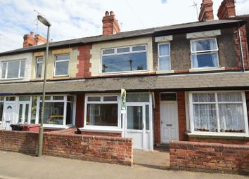 Thumbnail 3 bed terraced house to rent in Eland Road, Langwith Junction, Mansfield