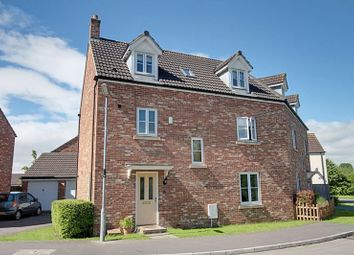 Thumbnail 4 bed semi-detached house for sale in Barn Way, West Ashton, Trowbridge