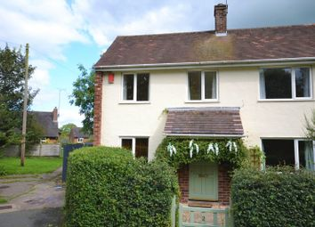 Thumbnail 3 bed semi-detached house for sale in Warren Grove, Gawsworth, Macclesfield