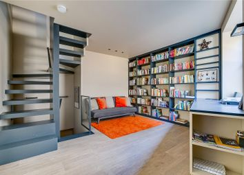 Thumbnail 1 bed mews house to rent in Pottery Lane, London