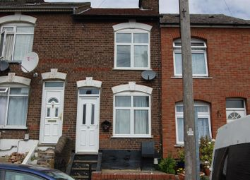 Thumbnail 2 bed terraced house for sale in Milton Road, Town Centre, Luton
