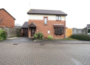 Thumbnail 3 bed detached house for sale in Baton Close, Purfleet