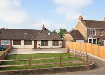 Thumbnail 5 bed semi-detached bungalow for sale in Barnham Road, Eastergate, Chichester