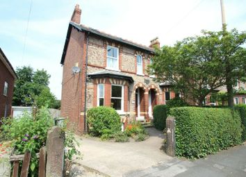 Thumbnail 4 bed semi-detached house for sale in Stockport Road, Timperley, Altrincham