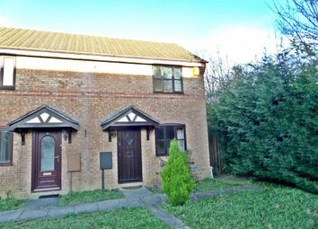 Thumbnail 2 bed semi-detached house to rent in Grace Avenue, Oldbrook, Milton Keynes