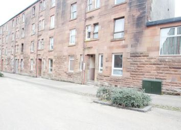 Thumbnail 1 bed flat for sale in 2, Bruce Street, Flat G-1, Port Glasgow PA145Np