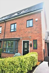 Thumbnail 4 bed semi-detached house for sale in Clover Drive, Salford