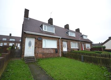Thumbnail 2 bed end terrace house to rent in Poplar Lea, Brandon, Durham