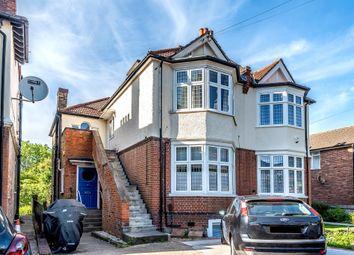 Thumbnail 2 bedroom maisonette for sale in Dukes Avenue, Beverley Park, New Malden