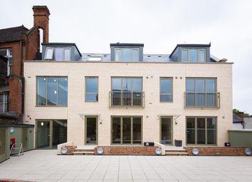 Thumbnail 1 bedroom flat to rent in Manor House Garden, High Street Wanstead, London