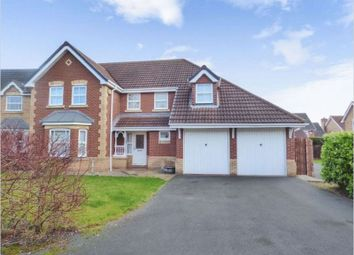 Thumbnail 4 bedroom detached house for sale in Moralee Close, Newcastle Upon Tyne