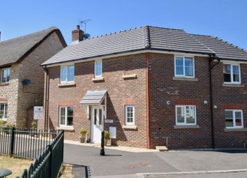 Thumbnail 3 bed semi-detached house for sale in Brewer Walk, Crossways
