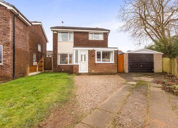 Thumbnail 3 bed detached house for sale in Langport Close, Fulwood, Preston